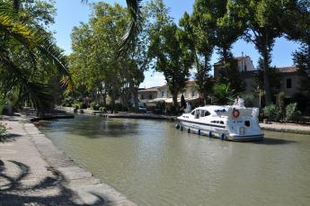 Photo Mairie de Sallèles d'Aude - Canal de Jonction